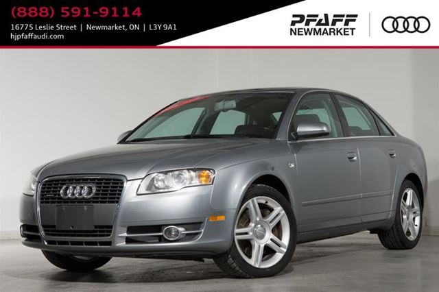 2006 AUDI A4 2.0T in Newmarket, Ontario