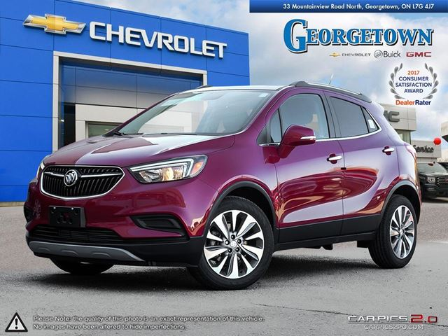 2018 BUICK ENCORE Preferred FWD in Georgetown, Ontario