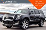 2017 Cadillac Escalade Luxury 4x4 7 seater Navi Sunroof DVD Backup Cam Bluetooth Ventilated Front seats 22Alloy Rims in Bolton, Ontario