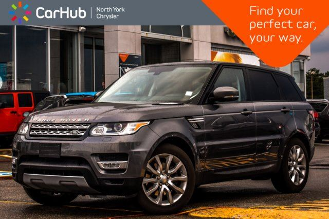 2014 LAND ROVER RANGE ROVER Sport HSE Heat Seats Nav Backup_Cam Keyless_Go in Thornhill, Ontario