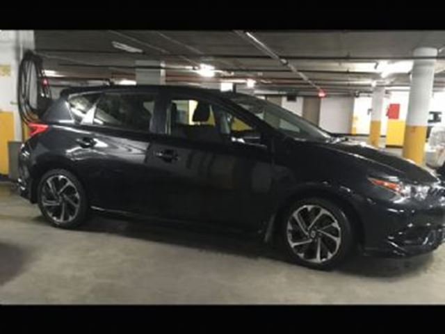 2016 SCION IM Service Plan + 7yr Extended Warranty, CVT in Mississauga, Ontario