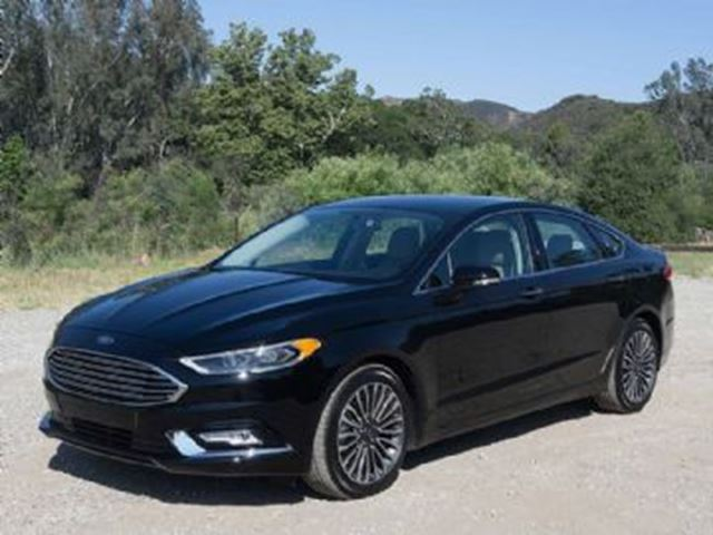 2017 FORD FUSION S, Hybrid Electric System, Premium w/ Leather and Navigation in Mississauga, Ontario