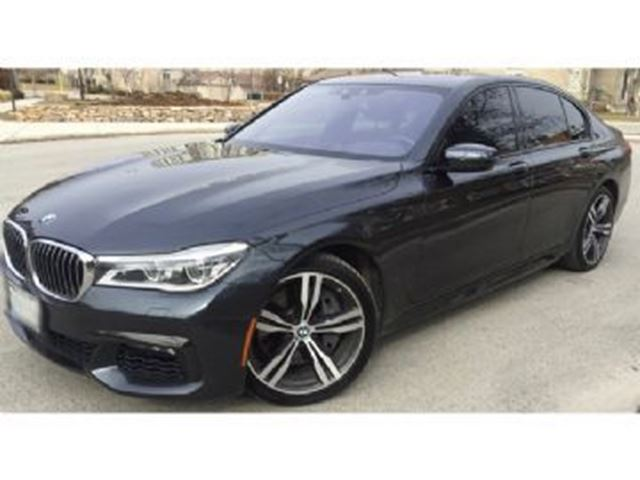 2016 BMW 750 i xDrive ~LOADED~ in Mississauga, Ontario