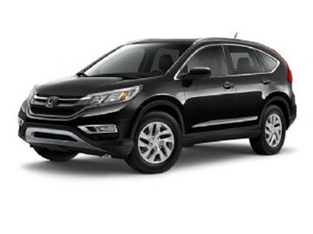 2016 HONDA CR-V AWD  EX-L w/Lease Guard ~ LOW KMs in Mississauga, Ontario