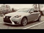 2016 Lexus IS 300 AWD in Mississauga, Ontario