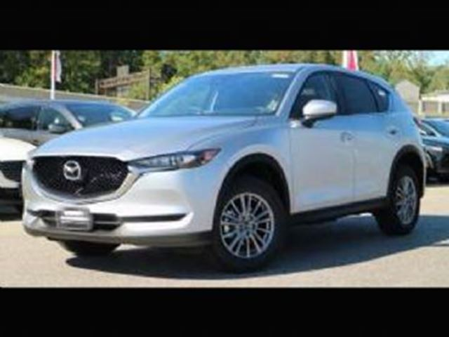 2017 MAZDA CX-5 GT Tech in Mississauga, Ontario