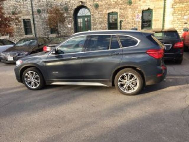 2016 BMW X1 AWD xDrive28i w/Premium Package in Mississauga, Ontario