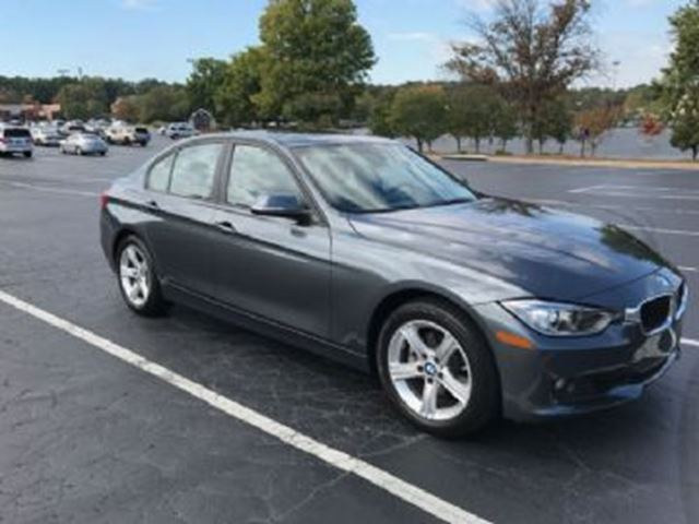 2015 BMW 3 SERIES 328i xDrive in Mississauga, Ontario