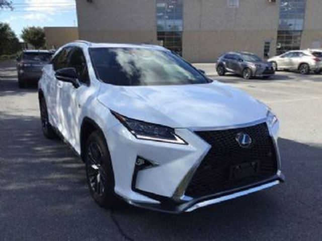 2017 LEXUS RX 350 Luxury Package in Mississauga, Ontario
