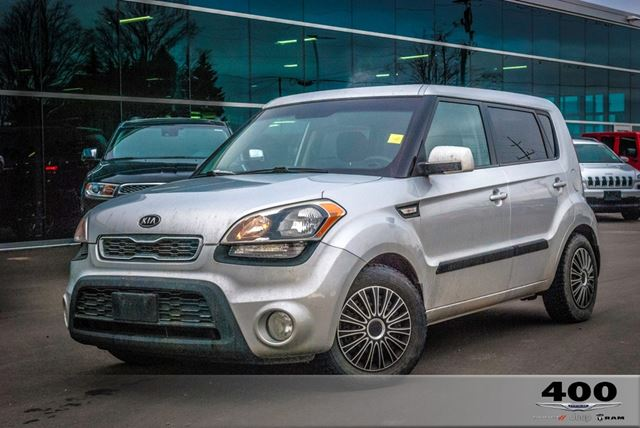 2012 KIA Soul **GREATCOMMUTER**CRUISE**POWERDOORS/WINDOWS** in Innisfil, Ontario