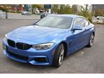 2016 BMW 4 Series 2dr Cpe 435i xDrive AWD in Mississauga, Ontario