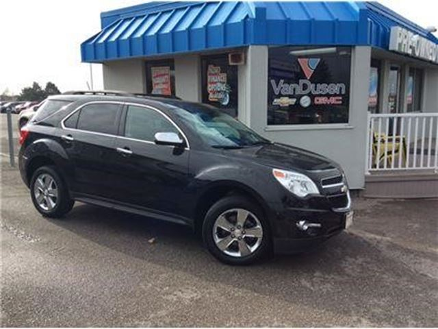 2015 CHEVROLET EQUINOX LT in Ajax, Ontario