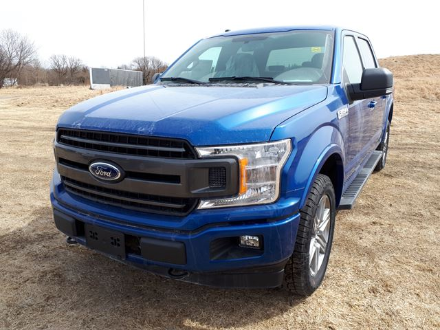 2018 FORD F-150 XLT in Port Perry, Ontario