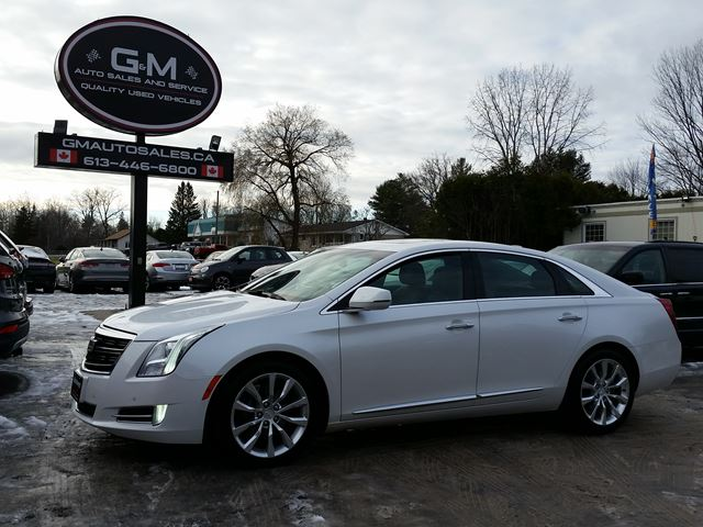 2016 Cadillac XTS Luxury Collection for sale