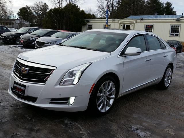 2016 cadillac xts luxury collection for sale in ottawa rockland used cars for sale in ottawa. Black Bedroom Furniture Sets. Home Design Ideas