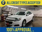 2014 Chevrolet Malibu 1LT*POWER SUNROOF*MY LINK PHONE CONNECT*BACK UP CA in Cambridge, Ontario