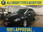 2014 Chevrolet Cruze 2LT*POWER SUNROOF*LEATHER*BACK UP CAMERA*MY LINK P in Cambridge, Ontario