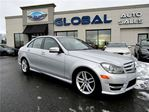 2013 Mercedes-Benz C-Class C300 4MATIC PARKING ASSIST PKG. LEATHER SUNROOF in Ottawa, Ontario