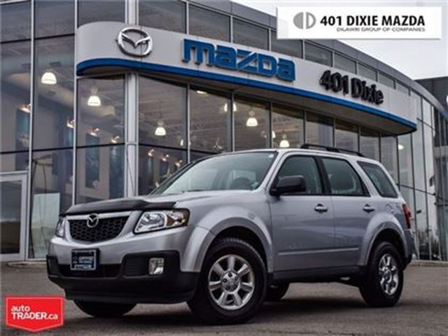 2011 MAZDA Tribute GX I4,AUTOMATIC,LOW FINANCE RATES in Mississauga, Ontario