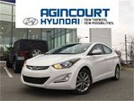 2016 Hyundai Elantra Sport/SUNROOF/B CAM/OFF LEASE/ONLY 47667KMS in Toronto, Ontario