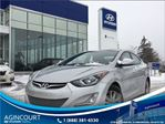 2016 Hyundai Elantra Sport/SUNROOF/B CAM/OFF LEASE/ONLY 26538KMS in Toronto, Ontario