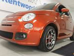 2014 Fiat 500 500 Sport.If you want something quick and cheap on gas this is it! in Edmonton, Alberta