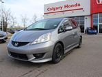 2010 Honda Fit Hatchback Sport at (Effective May 2010) in Calgary, Alberta