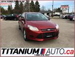 2014 Ford Focus SE+BlueTooth+Heated Seats+Cruise Control+New Tires in London, Ontario