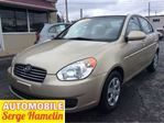 2008 Hyundai Accent GL in Chateauguay, Quebec