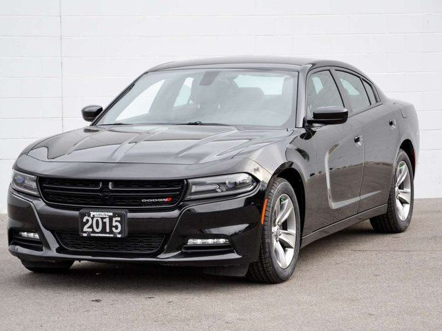 2015 DODGE CHARGER SXT in Kelowna, British Columbia