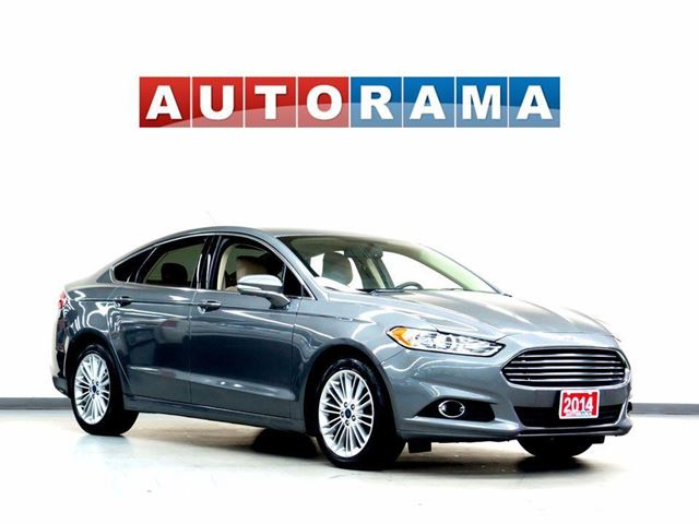 2014 Ford Fusion LEATHER BACK UP CAMERA in North York, Ontario