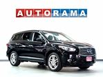 2013 Infiniti JX NAVIGATION LEATHER SUNROOF 7 PASS 4WD BACKUP  CAM in North York, Ontario