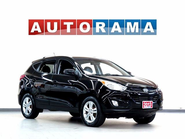 2013 HYUNDAI Tucson 4WD LEATHER BLUETOOTH in North York, Ontario