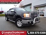 2013 GMC Sierra 1500 SLE in Surrey, British Columbia
