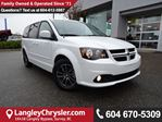 2017 Dodge Grand Caravan GT in Surrey, British Columbia