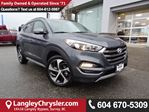 2017 Hyundai Tucson Limited in Surrey, British Columbia