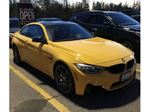 2017 BMW M4 2dr Cpe Competition Package in Mississauga, Ontario