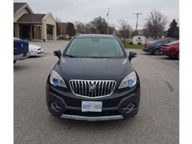 2015 BUICK ENCORE AWD 4dr Convenience in Mississauga, Ontario