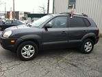 2007 Hyundai Tucson GL auto loaded leather roof AWD Finance Available    in Ottawa, Ontario
