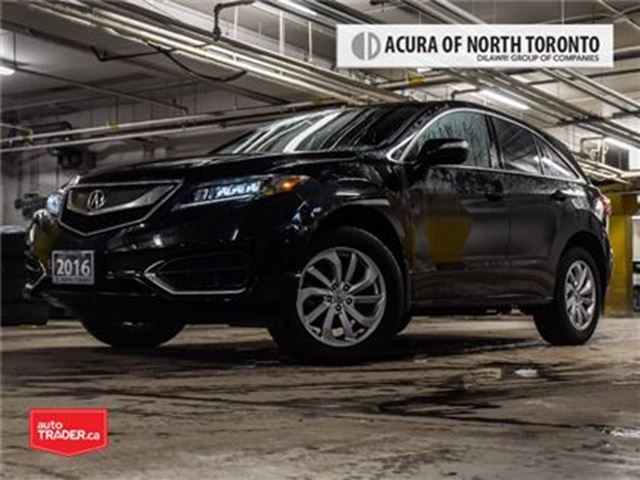 2016 ACURA RDX at Accident Free  Leather  Sunroof  Bluetooth in Thornhill, Ontario