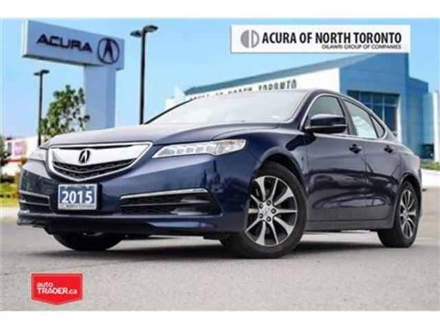 2015 ACURA TLX 2.4L P-AWS w/Tech Pkg GPS Bluetooth Back UP CAM  S in Thornhill, Ontario