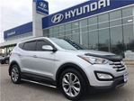 2016 Hyundai Santa Fe 1-Owner   Limited   Cooled Seats   Infinity Sound in Brantford, Ontario