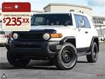 2013 Toyota FJ Cruiser LOCAL TRADE   2 SETS OF RIMS AND TIRES   BACK UP C in Cambridge, Ontario
