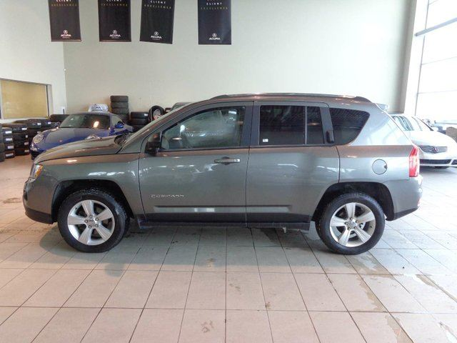 2013 JEEP COMPASS Sport/North in Red Deer, Alberta