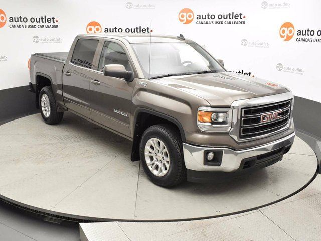 2015 GMC SIERRA 1500 SLE in Red Deer, Alberta