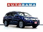2014 Acura MDX NAVIGATION LEATHER SUNROOF 7 PASSENGER 4WD BACKUP in North York, Ontario
