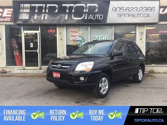 2010 KIA SPORTAGE LX ** All Wheel Drive, Bluetooth, Low Km's ** in Bowmanville, Ontario