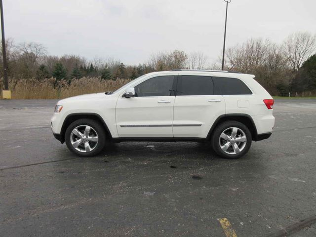 2012 Jeep Grand Cherokee OVERLAND in Cayuga, Ontario