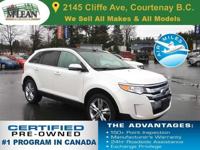 2013 FORD EDGE Limited in Courtenay, British Columbia
