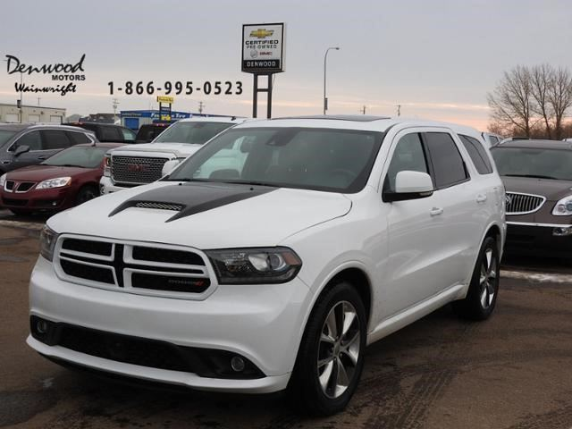 2014 Dodge Durango R/T in Wainwright, Alberta